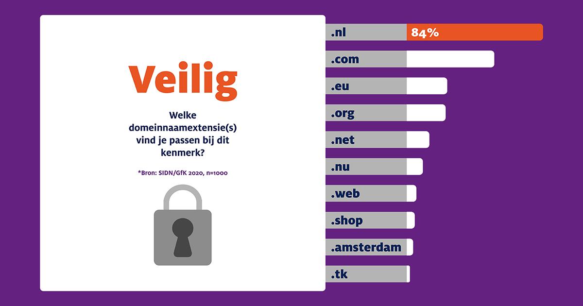 Waarom een .nl in plaats van een .com?