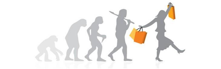 De macht van de evolueerde consument