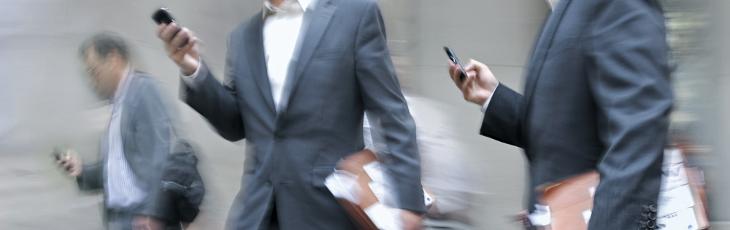 Hup ondernemers, allemaal aan de mobiele websites!