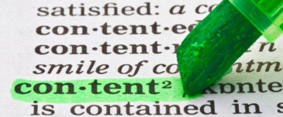 Ondernemers, ga allemaal op zoek naar goede content!