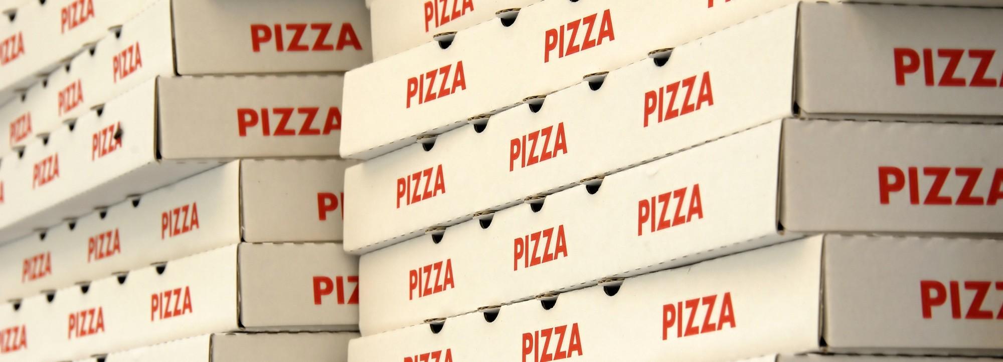 Gratis pizza, de kracht van het internet!